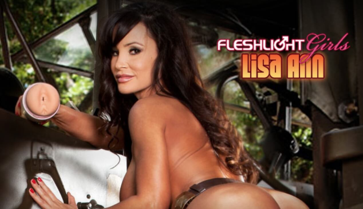 fleshlight lisa ann barracuda muschi